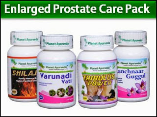 enlarged prostate care pack for bph