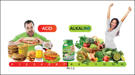 Image result for acid alkaline balance diet