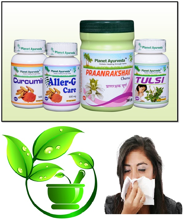Natural Remedies for allergy