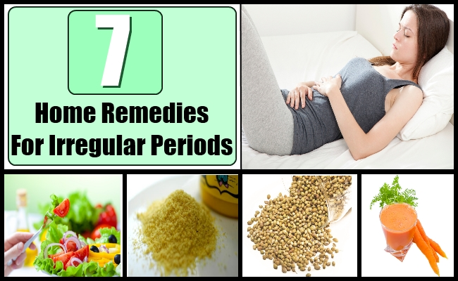 how to stop menstrual periods naturally