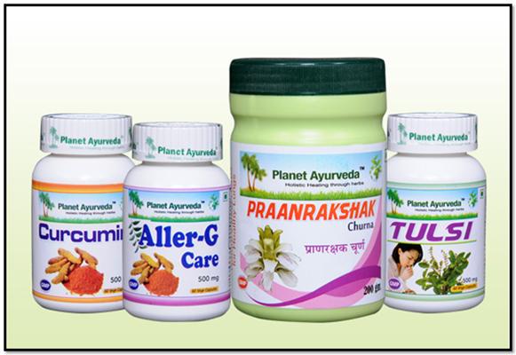 Ayurvedic Medicine for Allergy