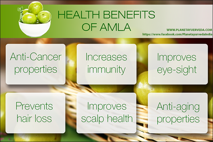 Top 10 Health Benefits of Amla