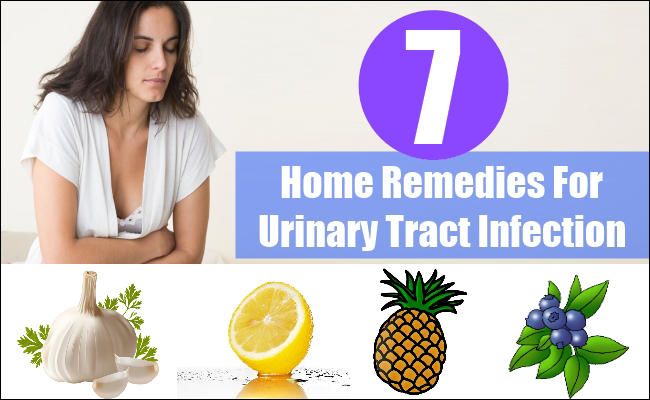 Top 7 Home Remedies for Urinary Tract Infections(UTI)