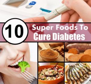 Top 10 Super foods to Combat Diabetes in Ayurveda
