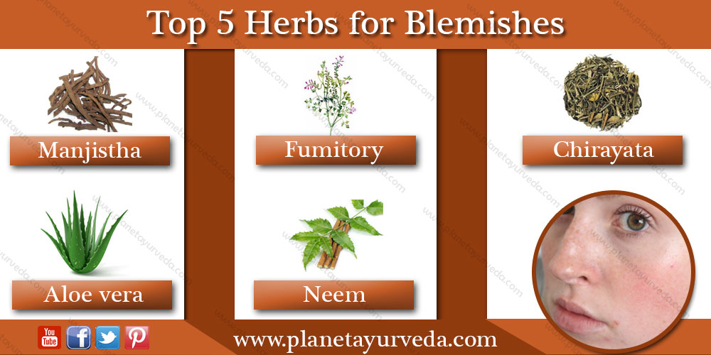 herbs-for-blemishes