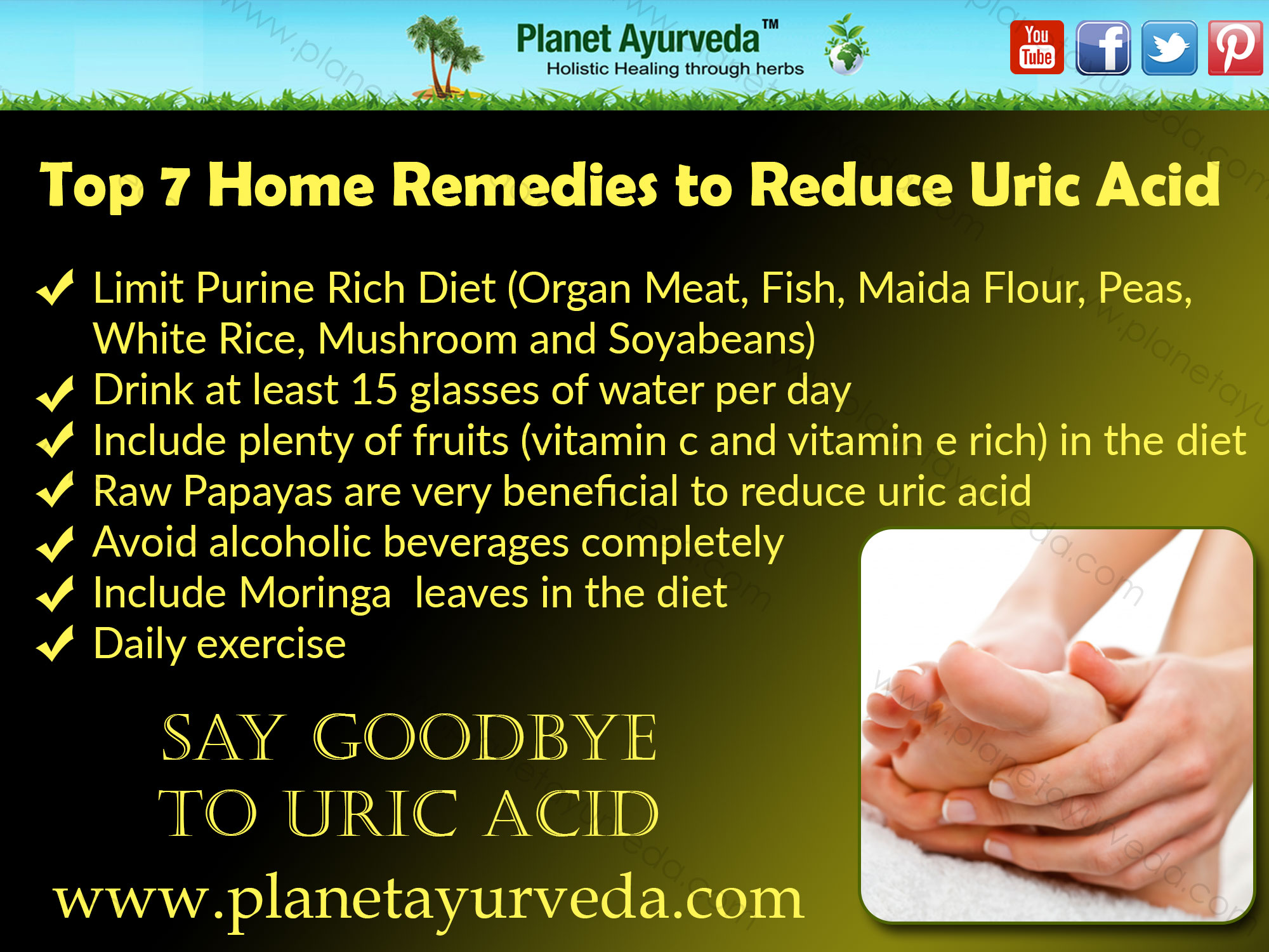 home-remedies-to-reduce-uric-acid