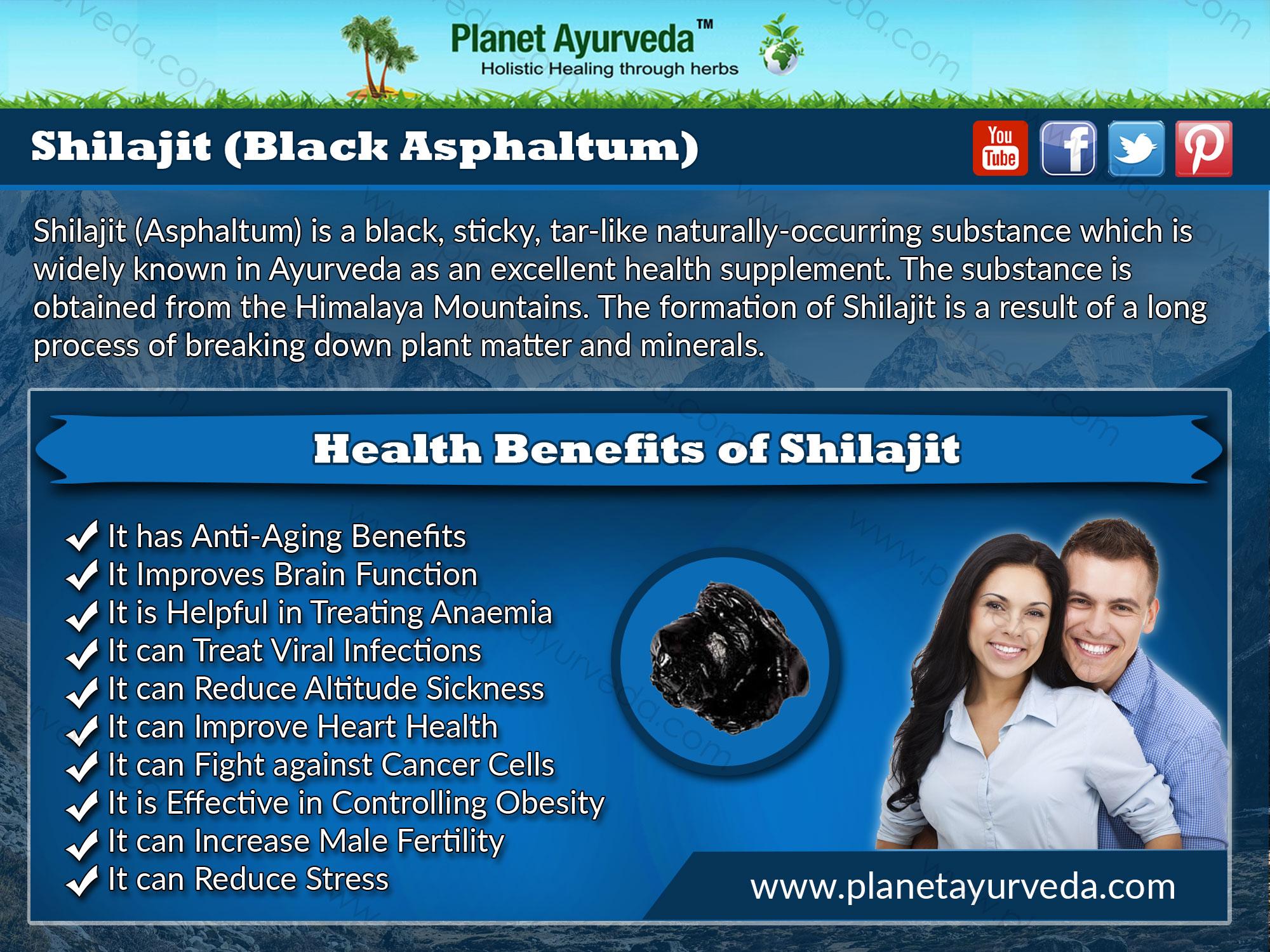 shilajit-&-Benefits