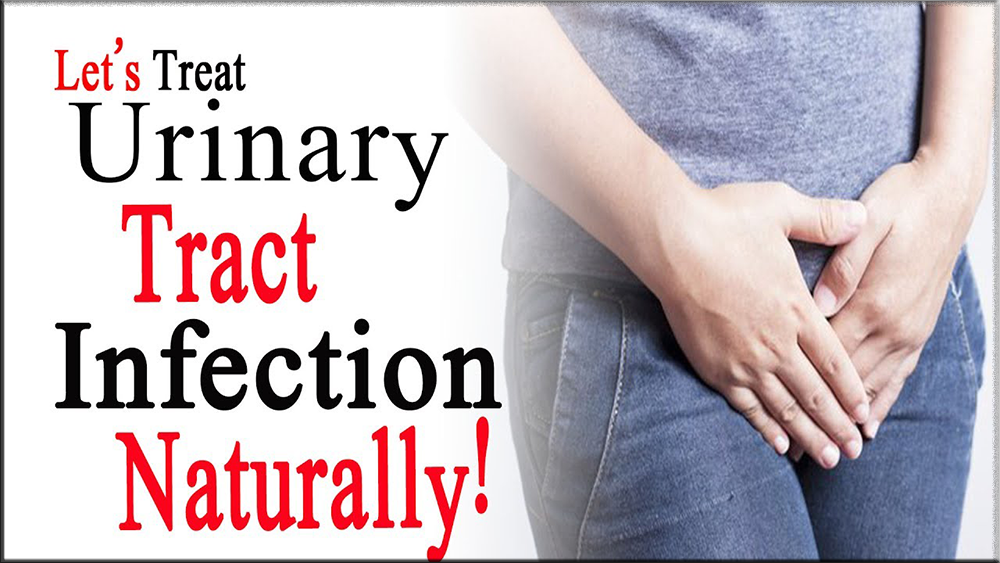 Natural Treatment for Urinary Tract Infection