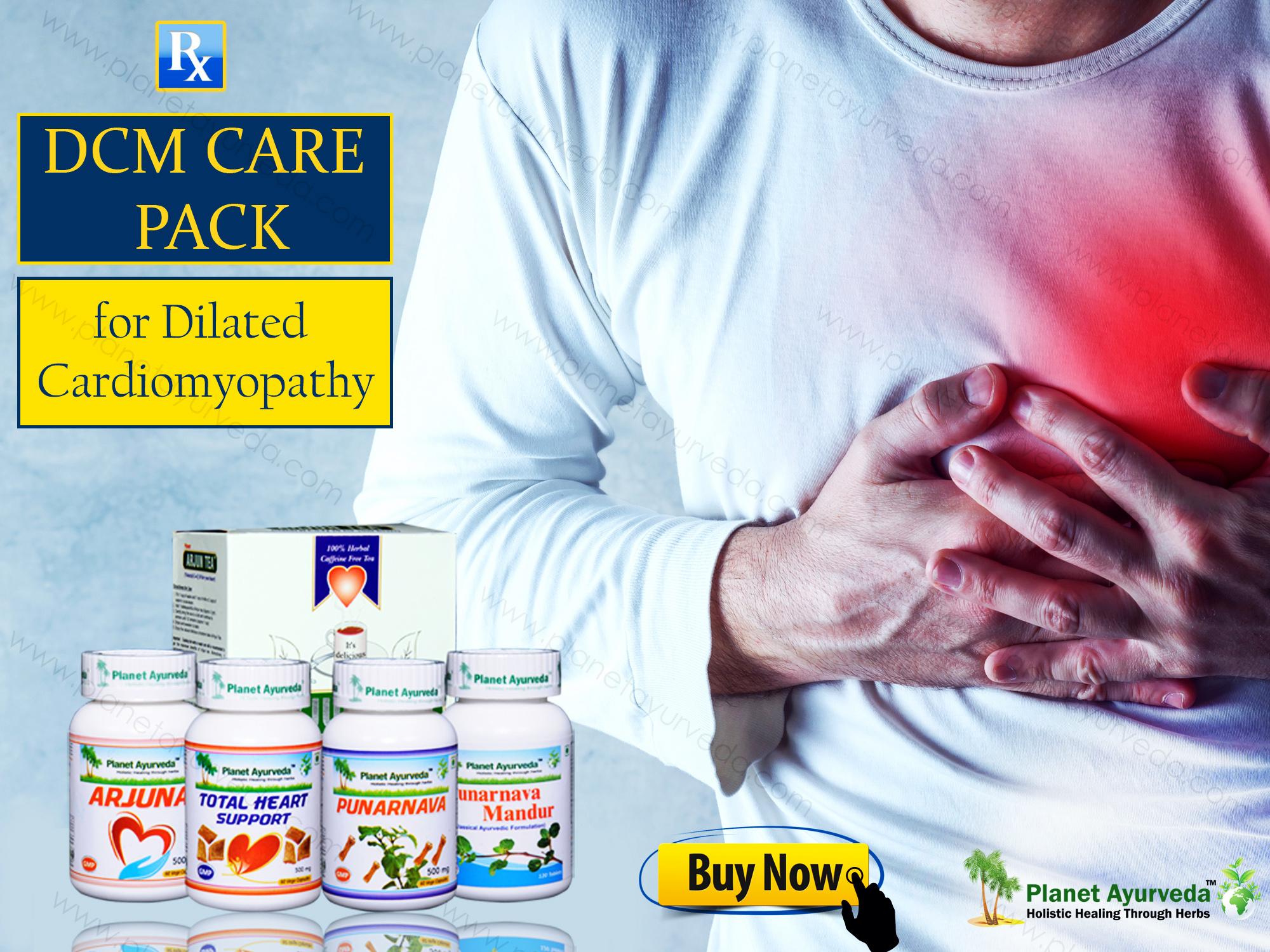 DCM Care Pack