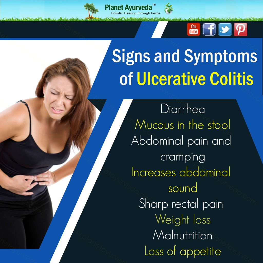 Ulcerative colitis treatment in Ayurveda