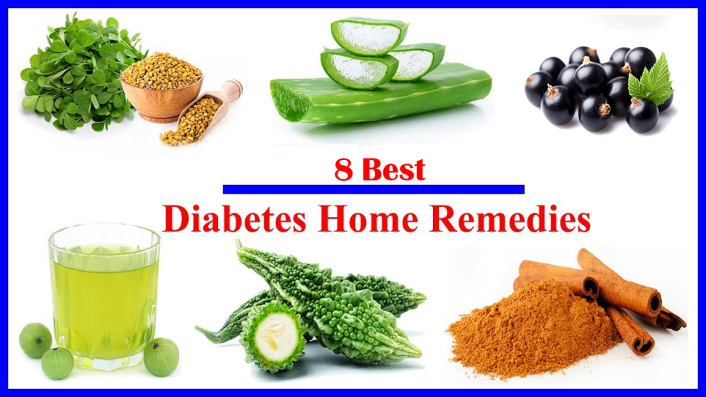 Home Remedies to Control Diabetes