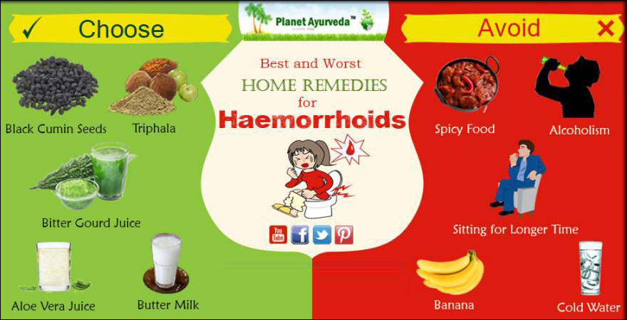 Best and Worst Home Remedies for Piles