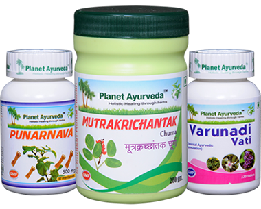 Ayurvedic Treatment for Klebsiella UTI