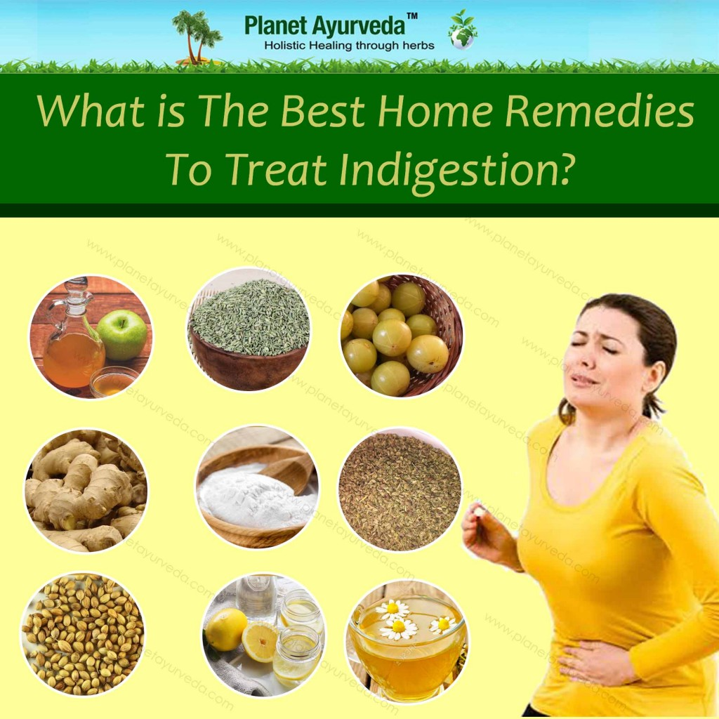 est Home Remedies for Indigestion