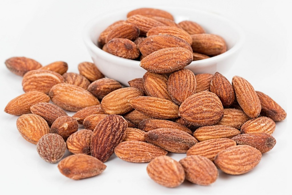 Almonds for Weal Eyesight