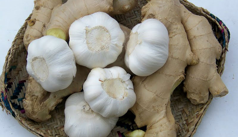 garlic-ginger