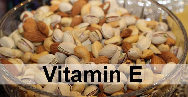 Sources of Vitamin E