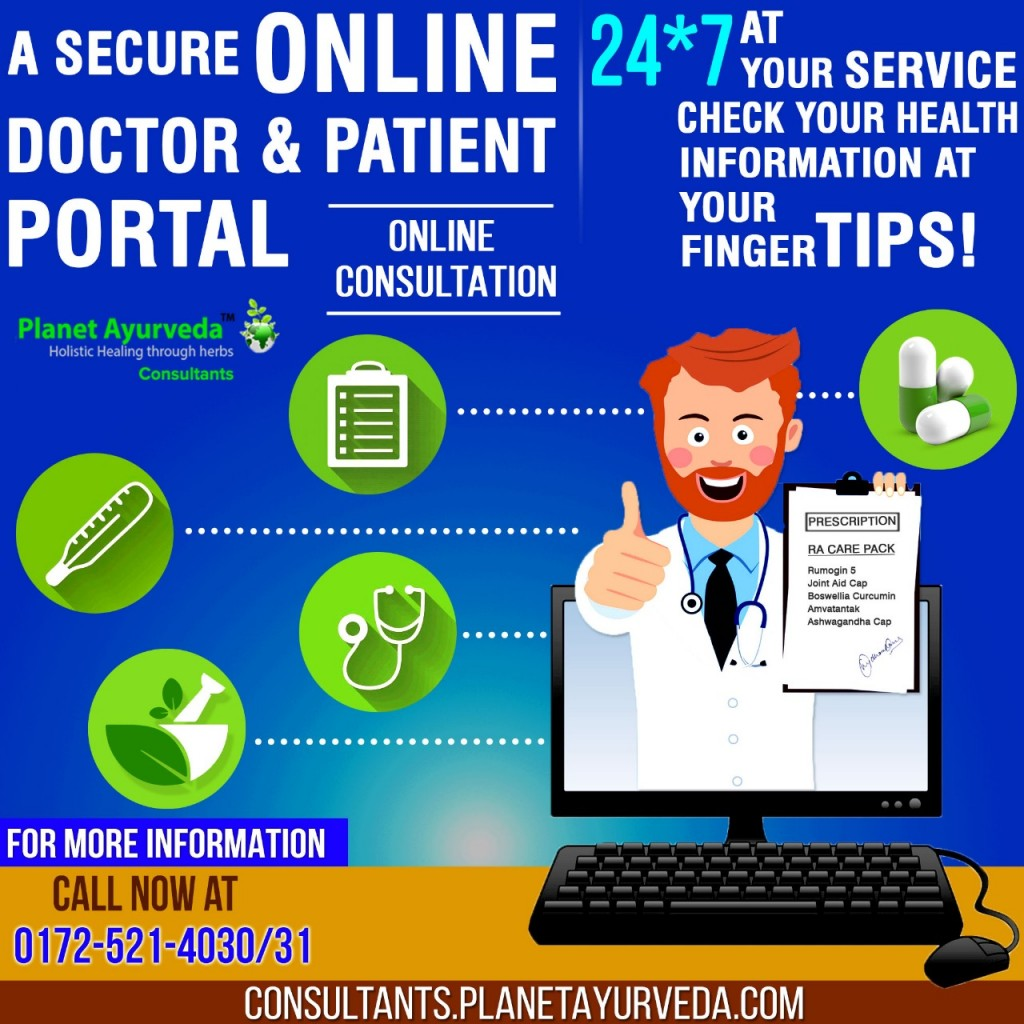 A secure Portal For Patient and Doctors