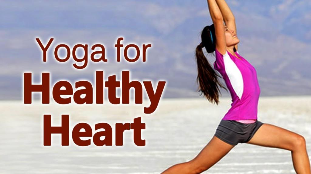 Yoga for Healthy Heart