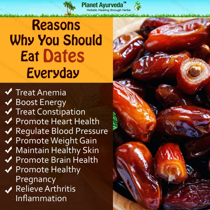 Amazing Health Benefits of Dates