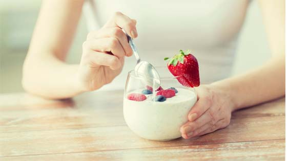 Yogurt for Digestive System