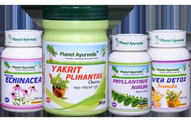 Ayurvedic Treatment of Fatty LIver