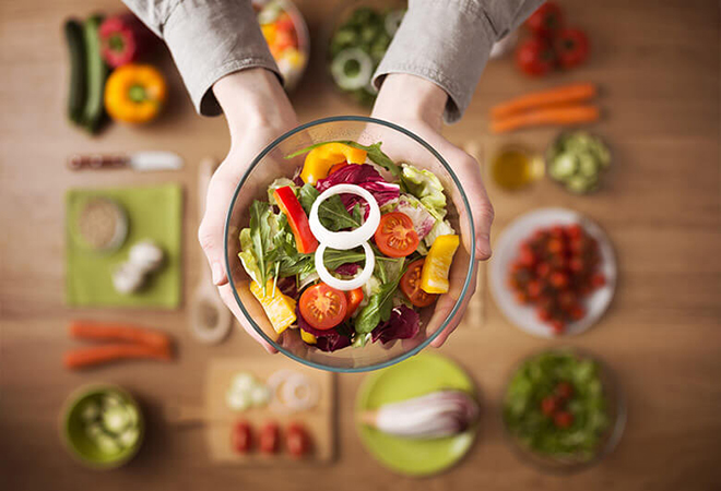 Diet for Endometriosis patient