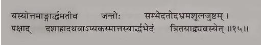 Reference Sushruta Samhita