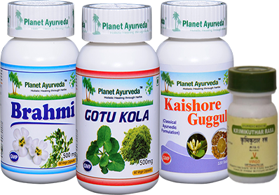Treatment of Cysticercosis With Ayurveda