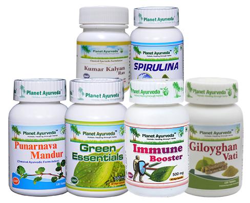 Herbal Remedies for Glanzmann's Thrombasthenia