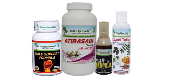 Herbal Supplements for Phimosis