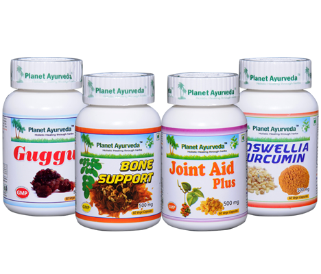 Herbal Remedies for Joint Pain