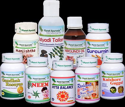 Ayurvedic Medicines for Impetigo and Cellulitis