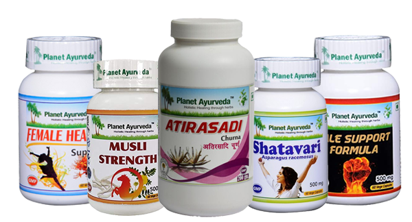Herbal Supplements for a Healthy Reproductive System