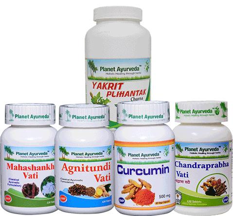 Herbal Supplements of Atrophic Pancreas