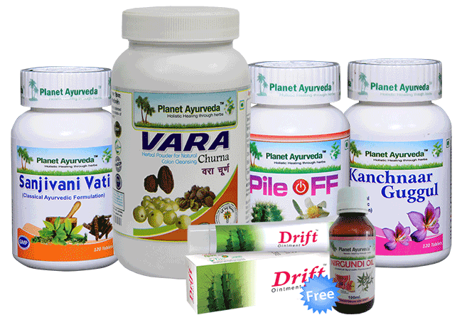 Natural Treatment of Piles